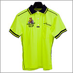 Sprung Chicken Ride polo shirt - short sleeve